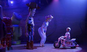 Bajka Toy Story 4