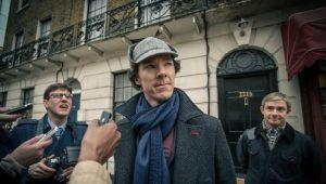 Sherlock: S3E1